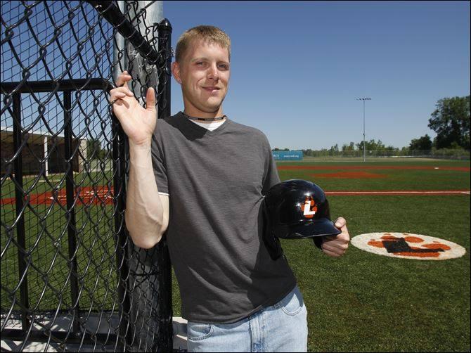 Tim Berta, Bluffton University baseball team bus crash, TBI survivor, Lourdes University