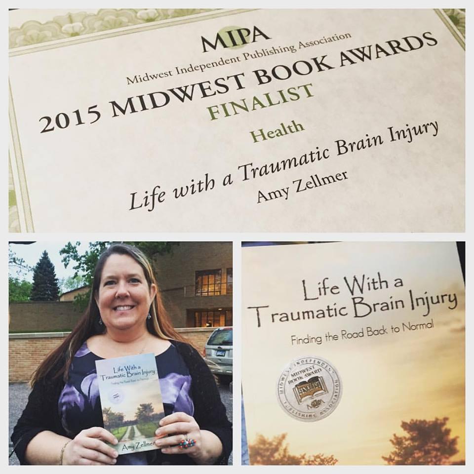 Midwest Book Award, Award winning author
