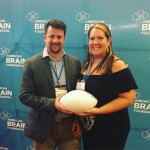 American Brain Foundation, TBI awareness, Ben Utecht, RBC Wealth Management, Minneapolis, Life With a TBI