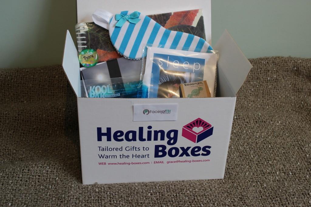 TBI Healing Box